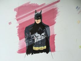Batman by 8Annett8