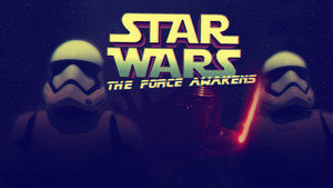 The Force Awakens As an 80s spinoff. by SwedishMudkip