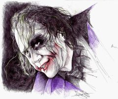 I'm a Joker... by cpn-blowfish