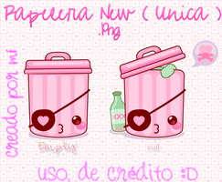Papeleras Unicas - New by ietf4899Love