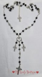 Vampire's Hunter Collection: the Rosary by TheLovelyBoutique