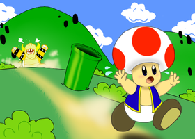 003 - Toad by pocket-arsenal