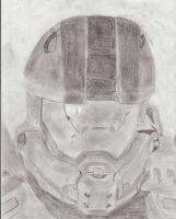 Halo 4 Master Chief by MechSquadron