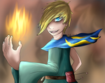 I've always liked to play with fire by Aeto-Lele