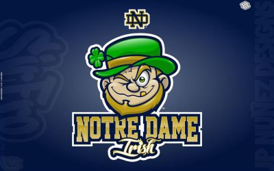 Notre Dame Irish by jpnunezdesigns