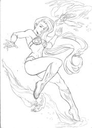 Water Darna by Lovely-Bacar