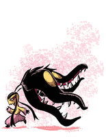 Mega Mawile by CraigArndt
