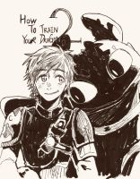 HTTYD SKETCHING by shiron2611