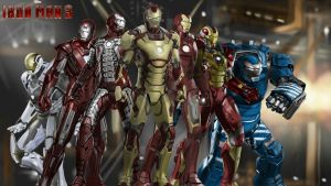 IRONMAN 3 (a part of)house party protocol by billycsk