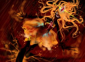 The Wrath of Flame Princess by S0MAwalkingDEAD