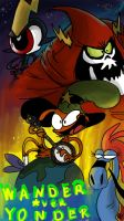 Wander Over Yonder, 5 by Ayej