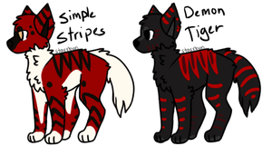 Edgy Puppers [CUSTOMS] by dontmineit