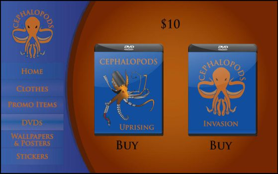 Cephalopods - DVD by Chris-T