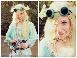Steampunk Rosalina! by TheJung