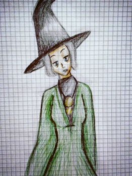 HP ~ McGonagall by Petra-K-Z