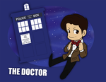 Doctor Who by SonicHearts