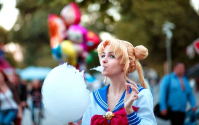 Usagi Tsukino - Sailor Moon 9 by Cheza-Flower