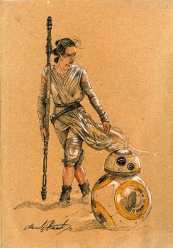 Ray BB8 by VIGLED