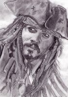 Captain Jack Sparrow by E-m-m-a--J-a-n-e