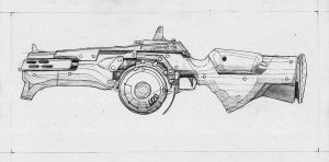 Plasma Rifle by Rievil