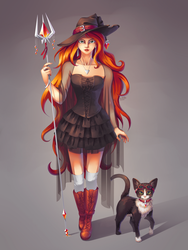 Witchcraft! by Anatoly-V