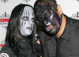 Joey and Paul by Slipknot527