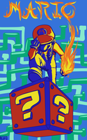 Powerful Plumber by Punished-Kom