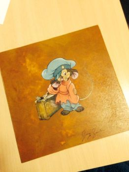 Fievel - American Tail by Japanesegurl