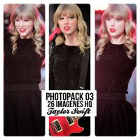 Photopack 03 Taylor Swift by onlybestrong