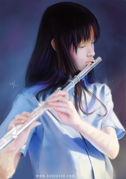Morning Flute by SourAcid
