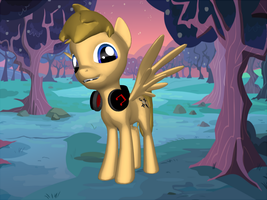Starspike Front View by Funmonkey64