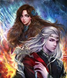 ice and fire ( remake 2018) by AireensColor