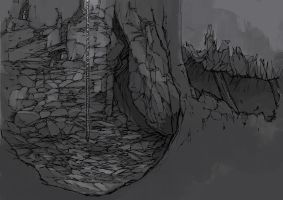 Env Design - Inside the well by alantsuei