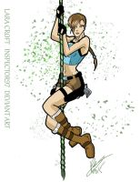 Lara Croft by Inspector97