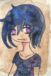 Galaxy Shirt by NobodiesHeartless45