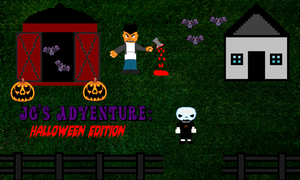 JG's Adventure: Halloween Edition Image by TwistedDarkJustin