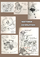 Nectober compilation 1 by 13-Lenne-13