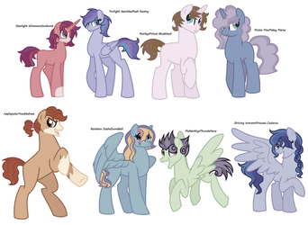 Common Ships Adopts[CLOSED] by Joystick12
