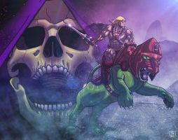 Masters of the Universe by Kenpudiosaki