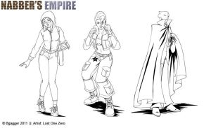 Nabber's Empire Mascot Preview by Bgagger