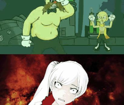 Weiss react to.... something by Antogames