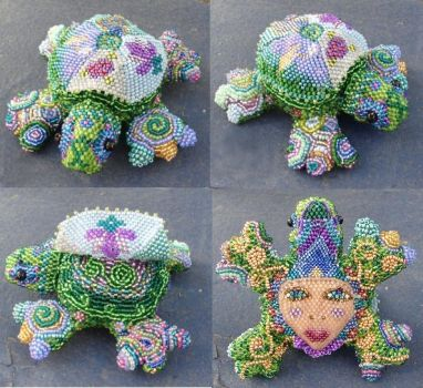 My turtle by vivage