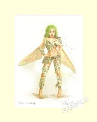 Faeries, the mini-series: NEWS COVERAGE by SteveDeLaMare