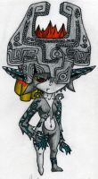 96: Midna by Luifex
