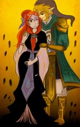 Midna Pregnant by Christy58ying