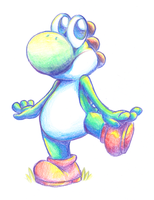 Just a Yoshi by SmashToons