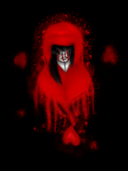 Little Red Nightmare by LovelyPoison