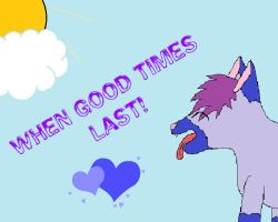 Good Times by Busted-Love