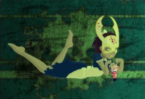 Bioshock - Little Sister by Indy-Lytle