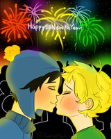 HAPPYNEWYEAR by TweekPark
